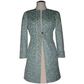 patron couture veste longue